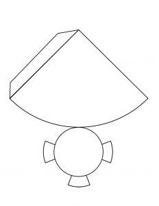 3 d shape nets cone