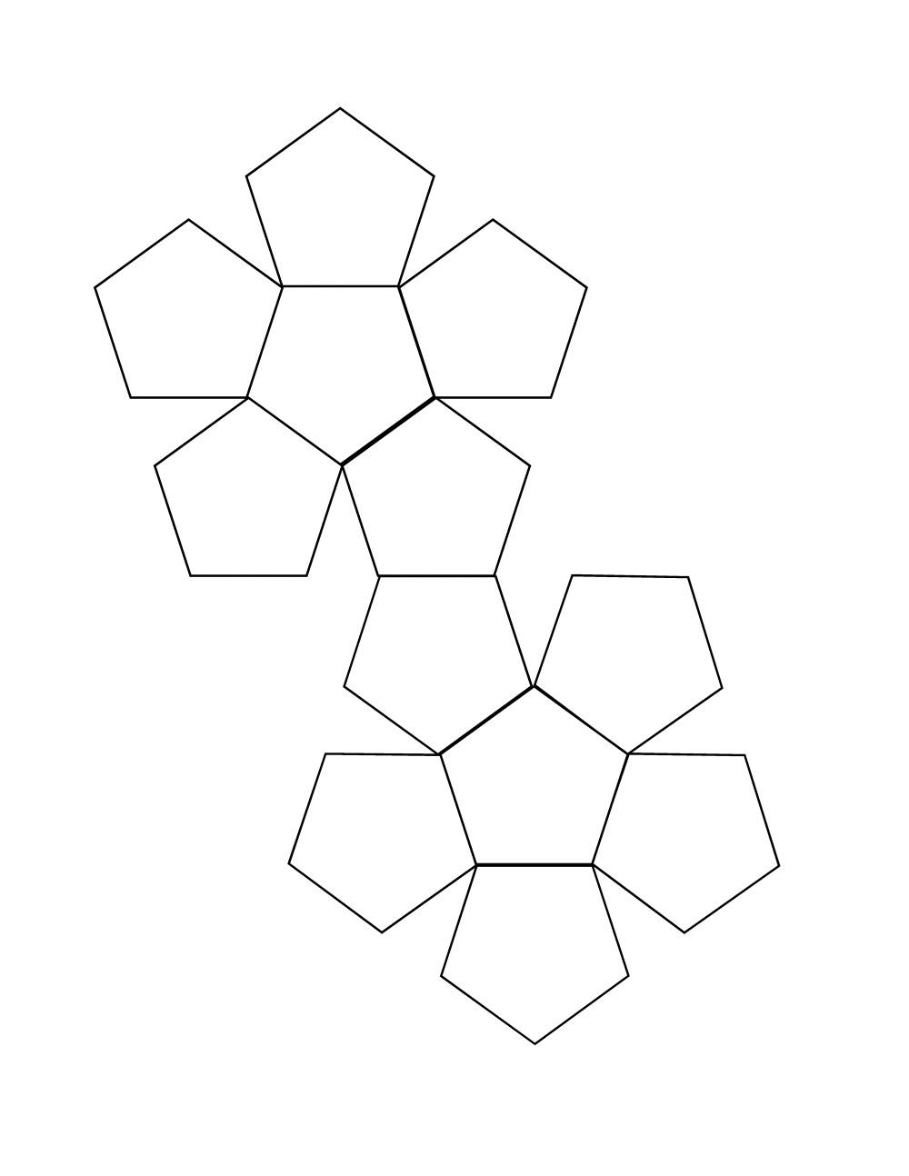 3 d shape nets templates
