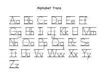 alphabet printables worksheet