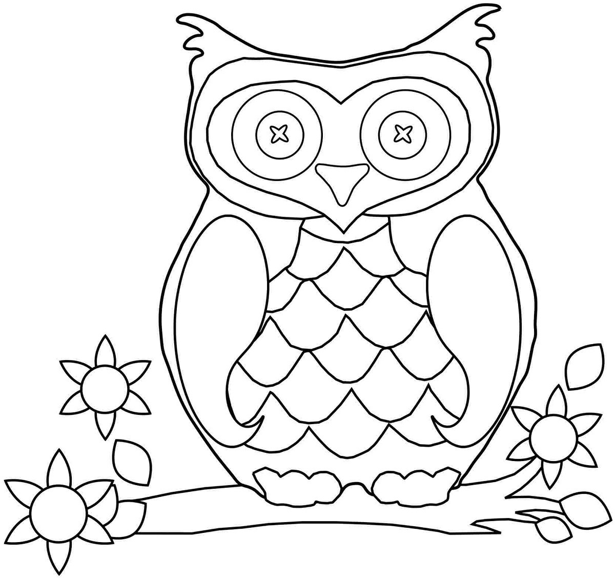 colouring for kids printable