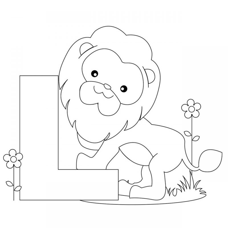 abc activities for kindergarten coloring
