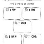 activities for the five senses for preschool easy