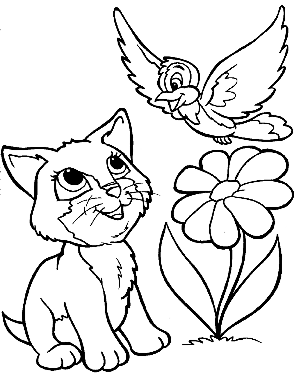 colouring pages activity