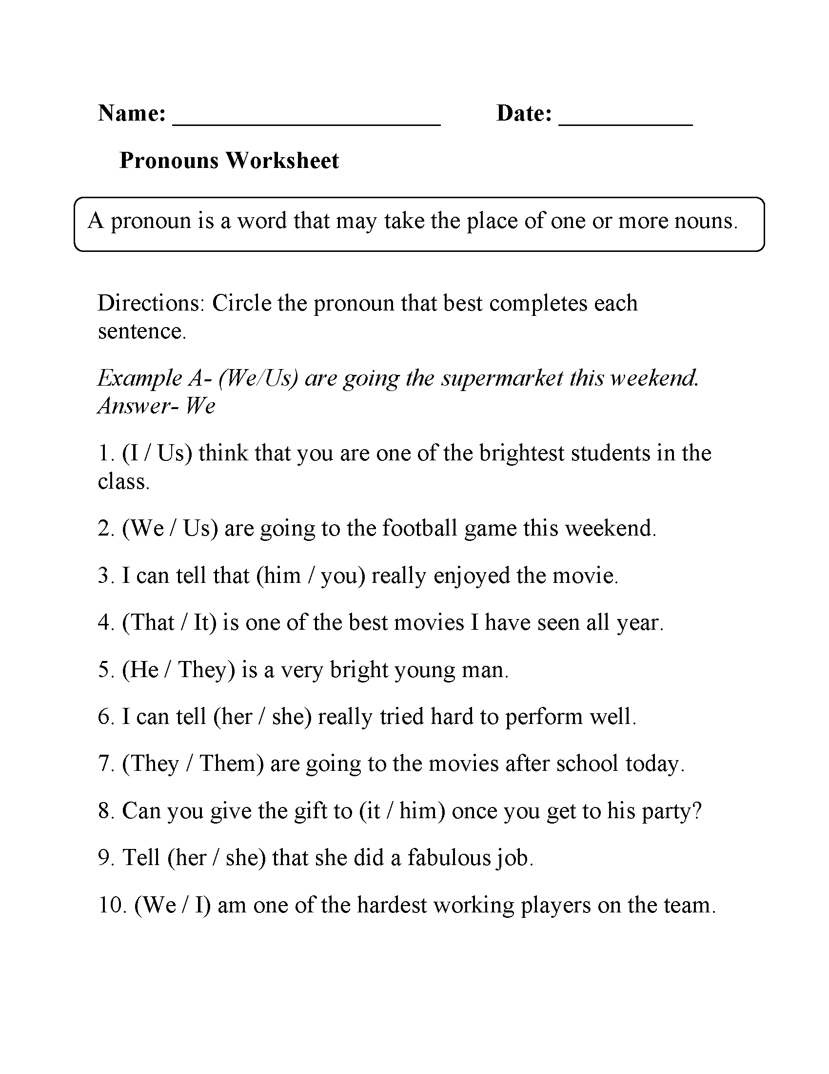 english printable worksheets 3 grade practice