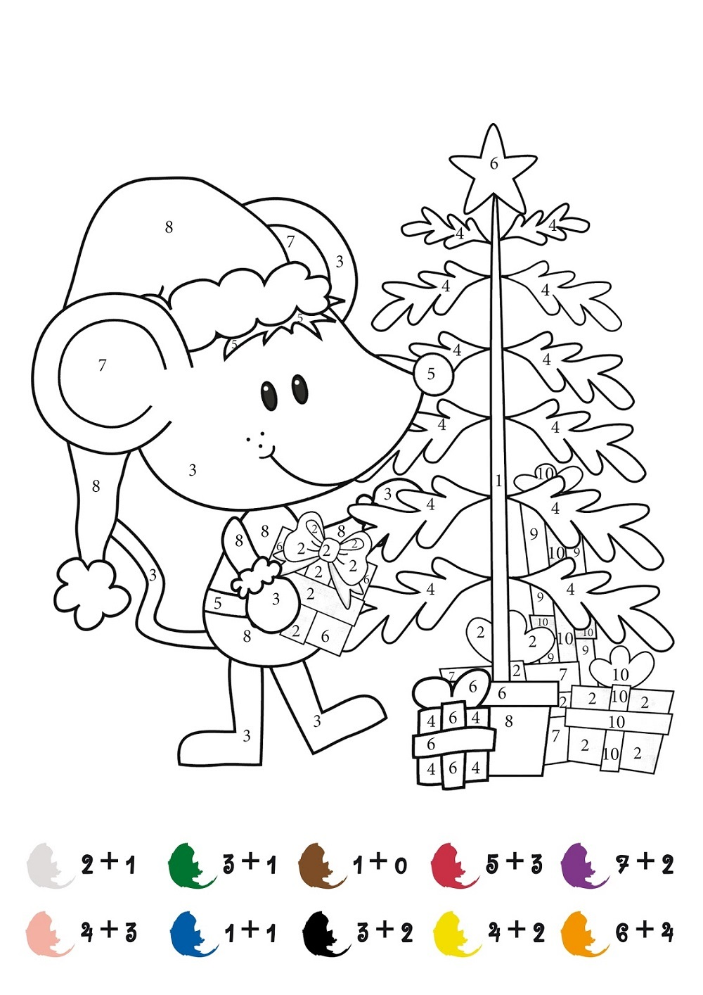 math worksheets printable for kids