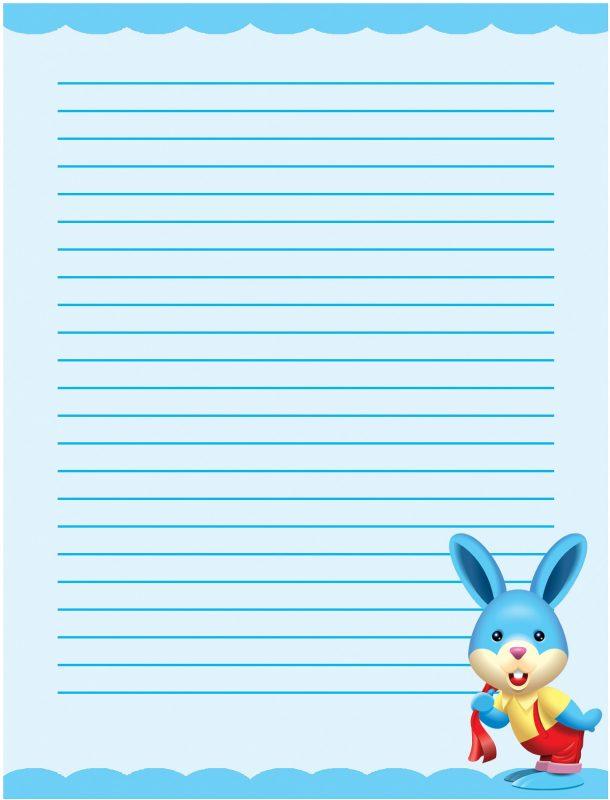 paper template kids free