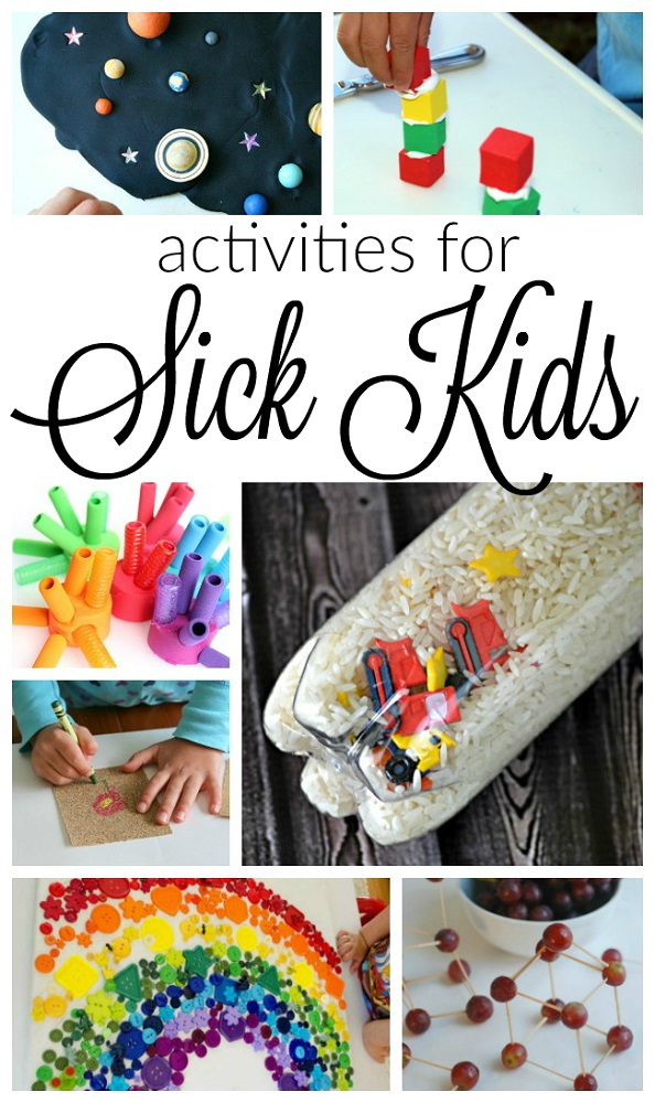 Activities for kids at home Learning Printable