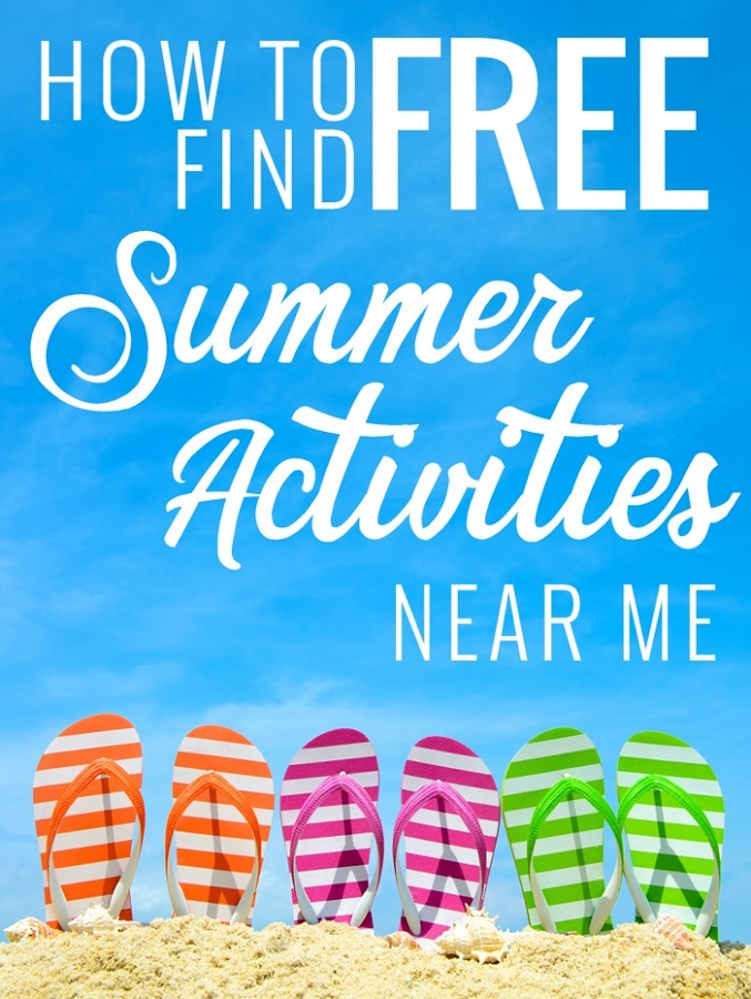 Activities for kids near me
