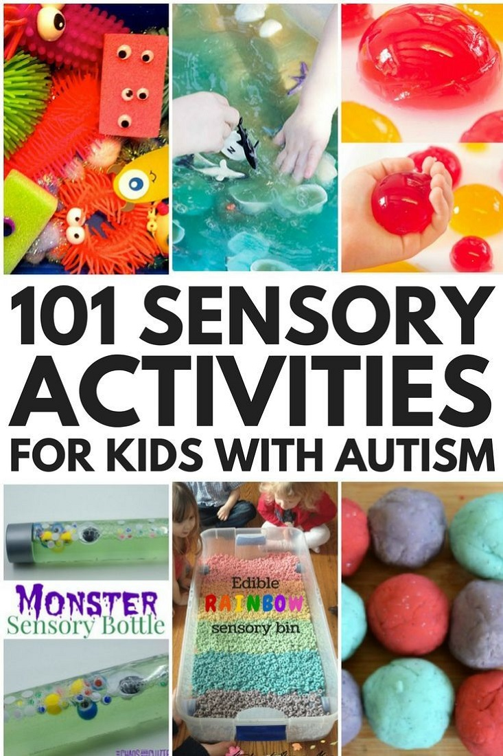Activities For Kids With Autism Learning Printable