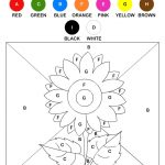 Coloring Worksheets Kindergarten