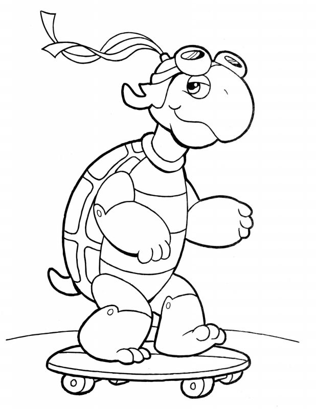 Crayola Coloring Pages Animals – Learning Printable