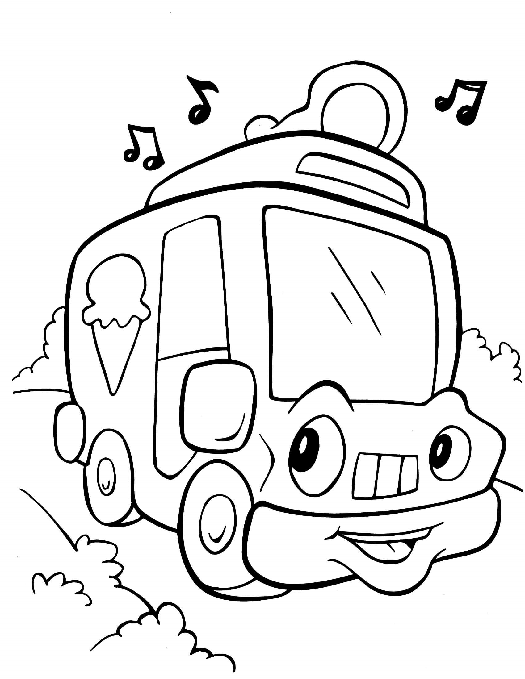 crayola coloring pages for kids printable - crayola coloring pages vehicle learning printable