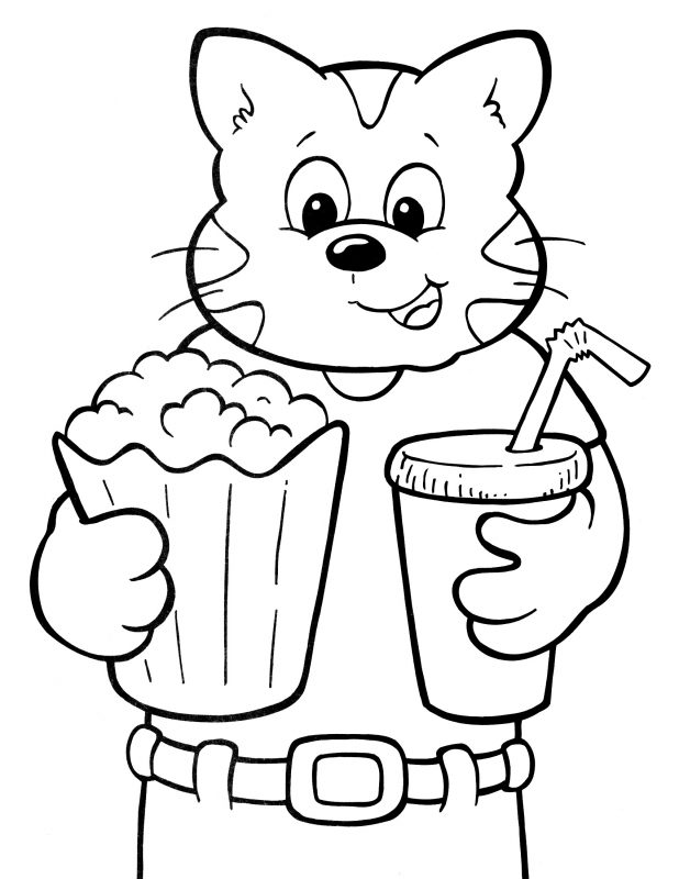 Crayola Coloring Pages for Kids