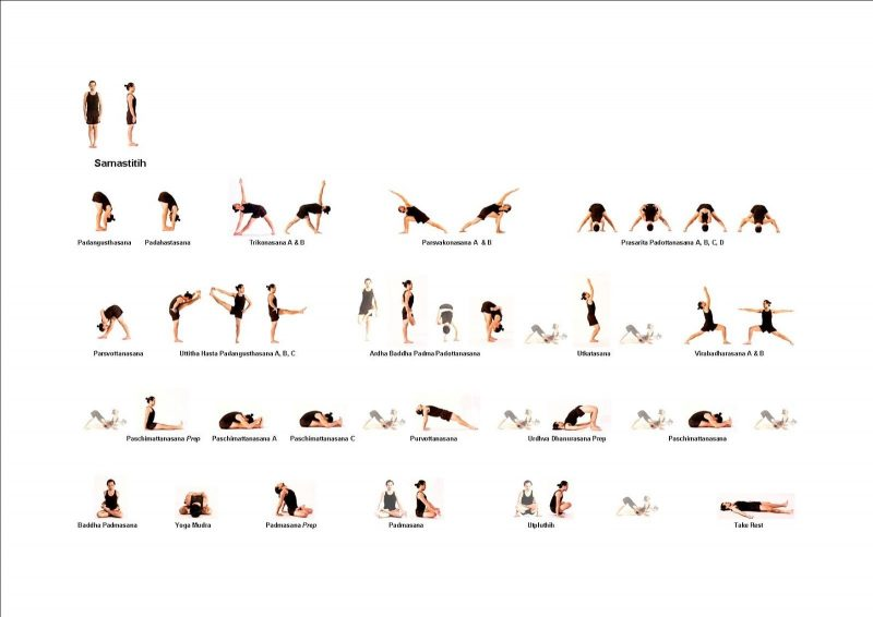 yoga at home for beginners free basic