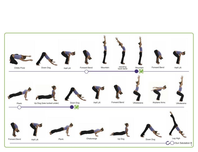 yoga at home for beginners free page