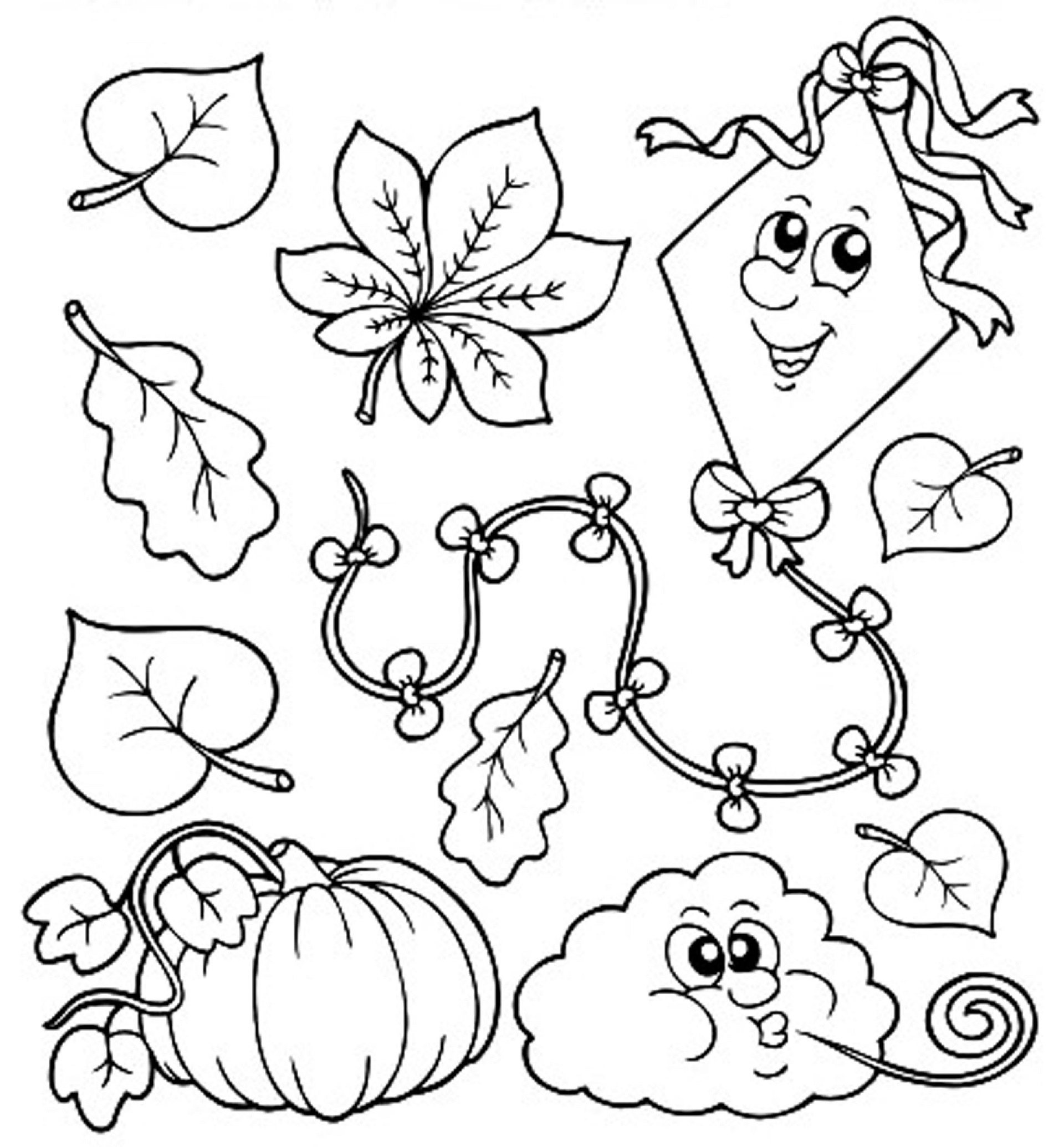 Kids Holding Hand Coloring Pages