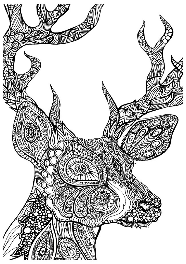 Printable Coloring Pages for Adults