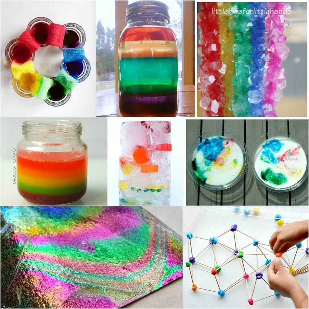 Projects for kids pinterest