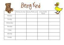 printable childrens reward charts