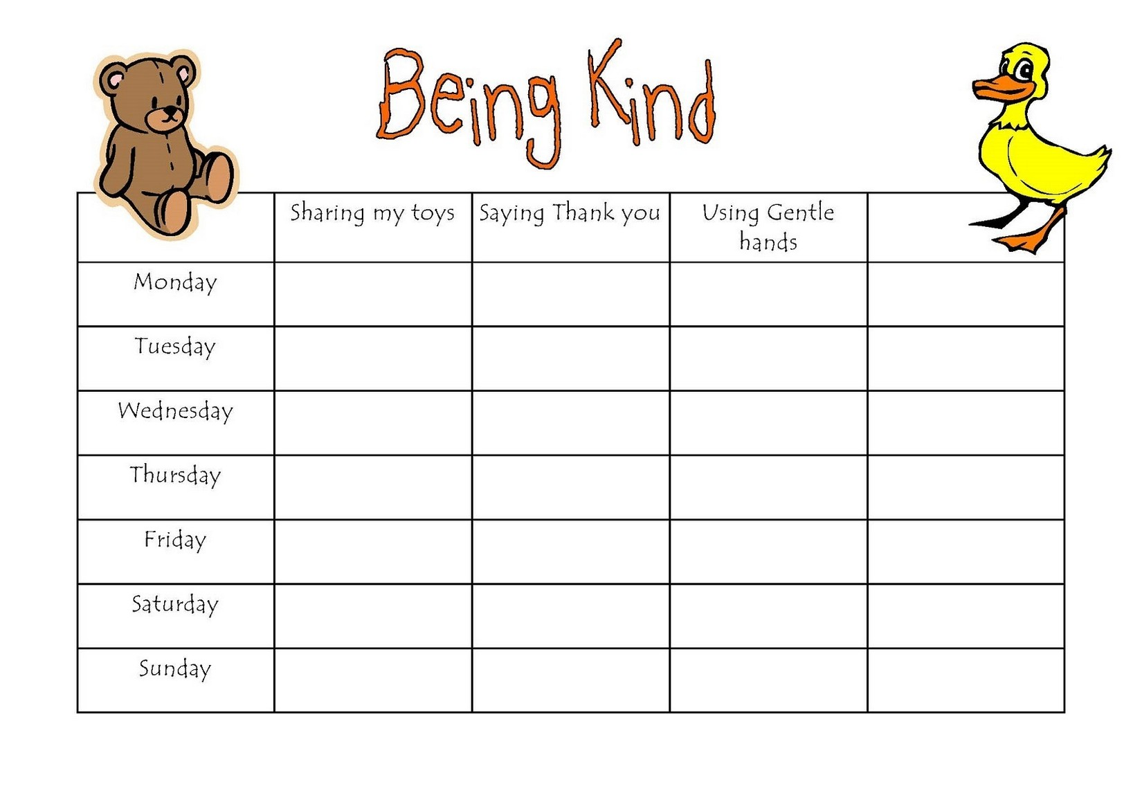 reward charts for kids page