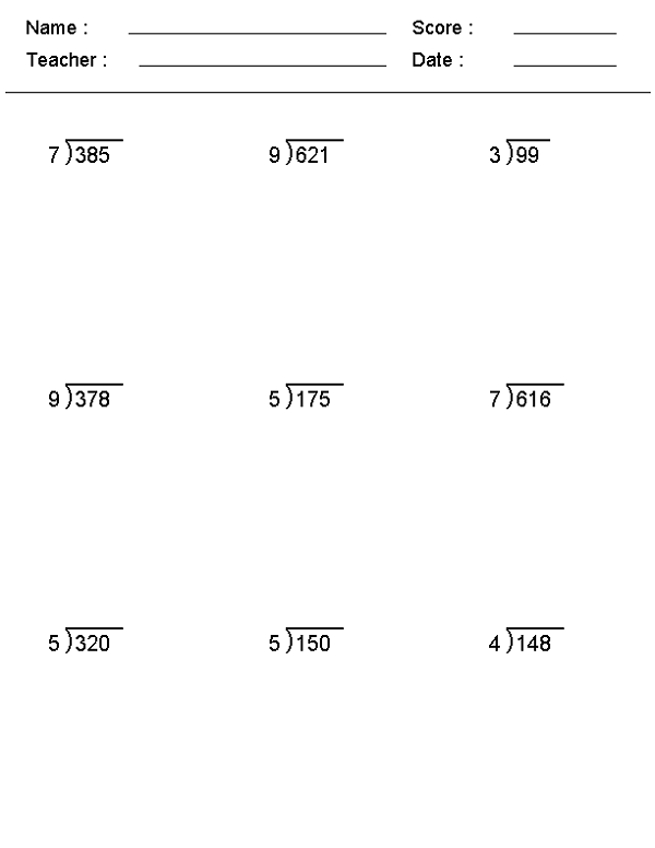 7th Grade Math Worksheets Division Learning Printable. 7th Grade Math Worksheets Division. Worksheet. 7th Grade Math Worksheets At Mspartners.co