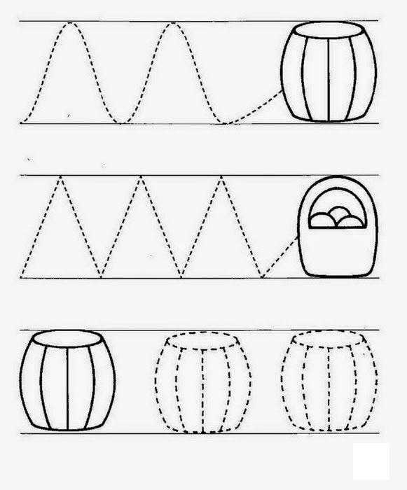 Educational Activities for 3 Year Olds Printable ...