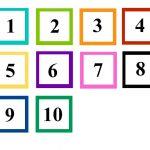 free numbers 1-10 fun