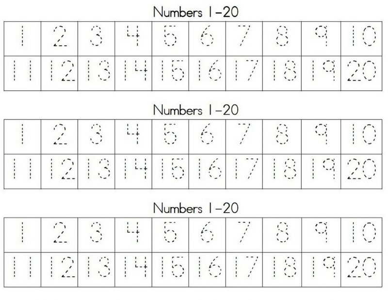 number tracer pages activity