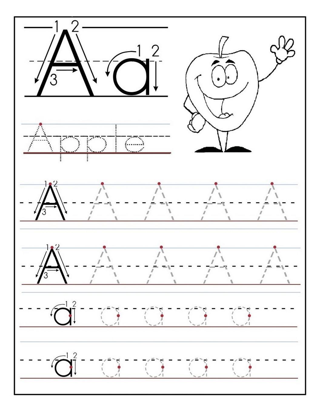 tracing a b c fun