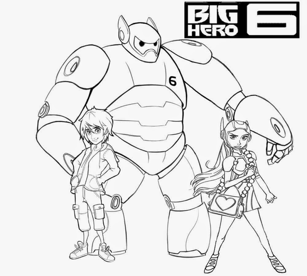Big Coloring Pages Children