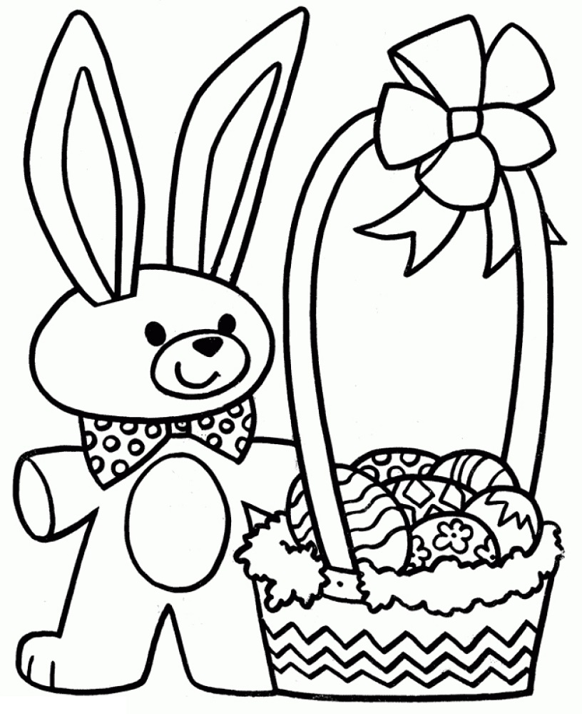 Blank Coloring Pages for Kids