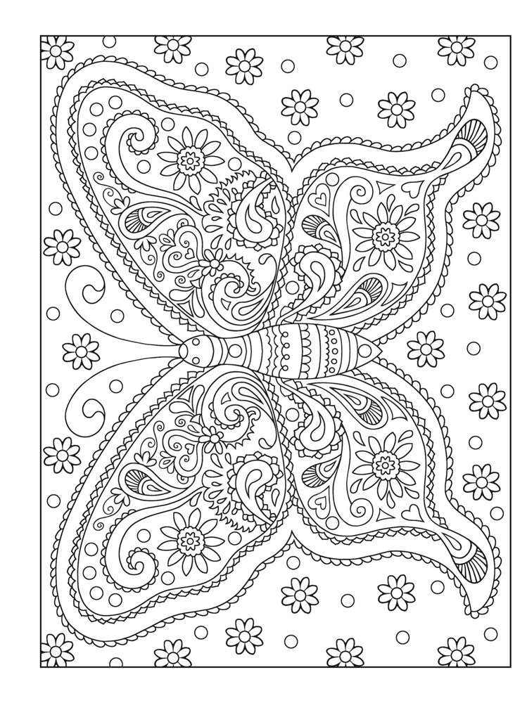 Book for Coloring Adult
