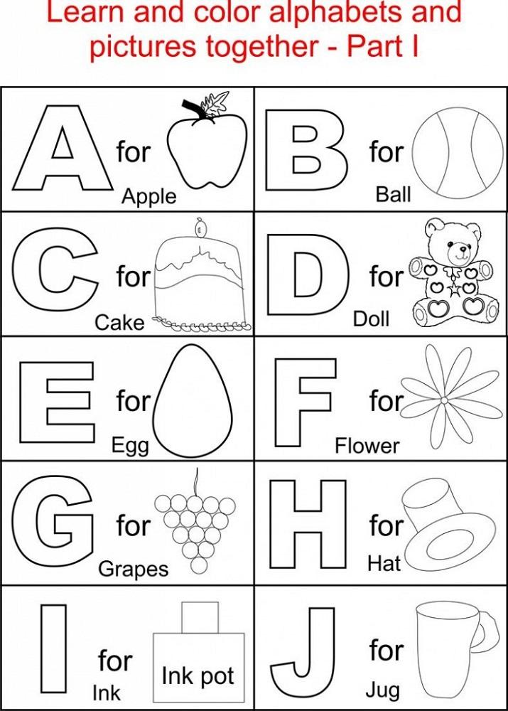 Educational Printables Children