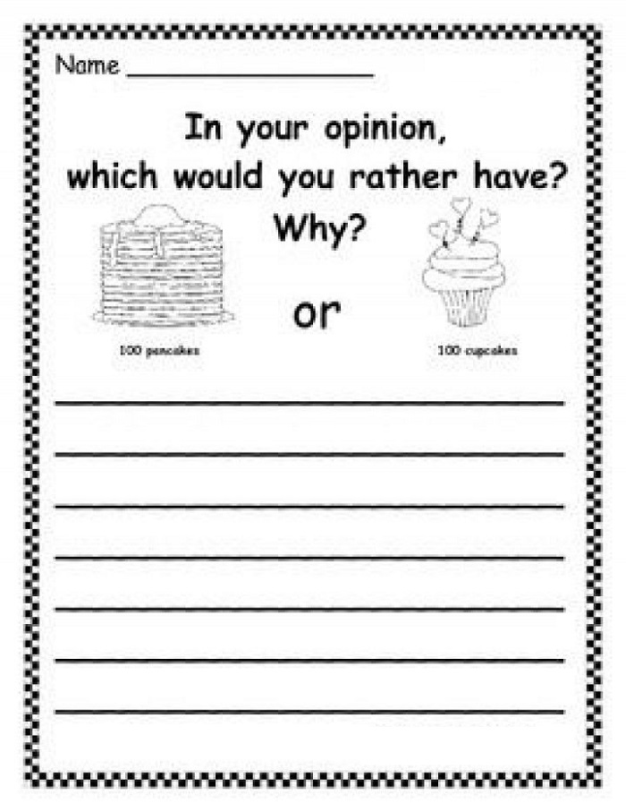 fun first grade writing worksheets to print learning printable. Black Bedroom Furniture Sets. Home Design Ideas