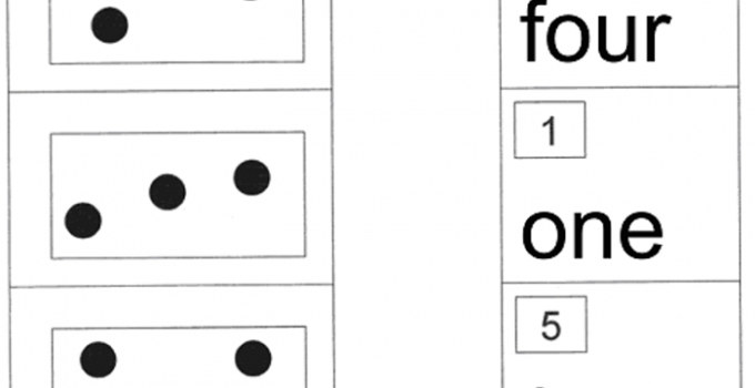 Grade R Worksheets Matching