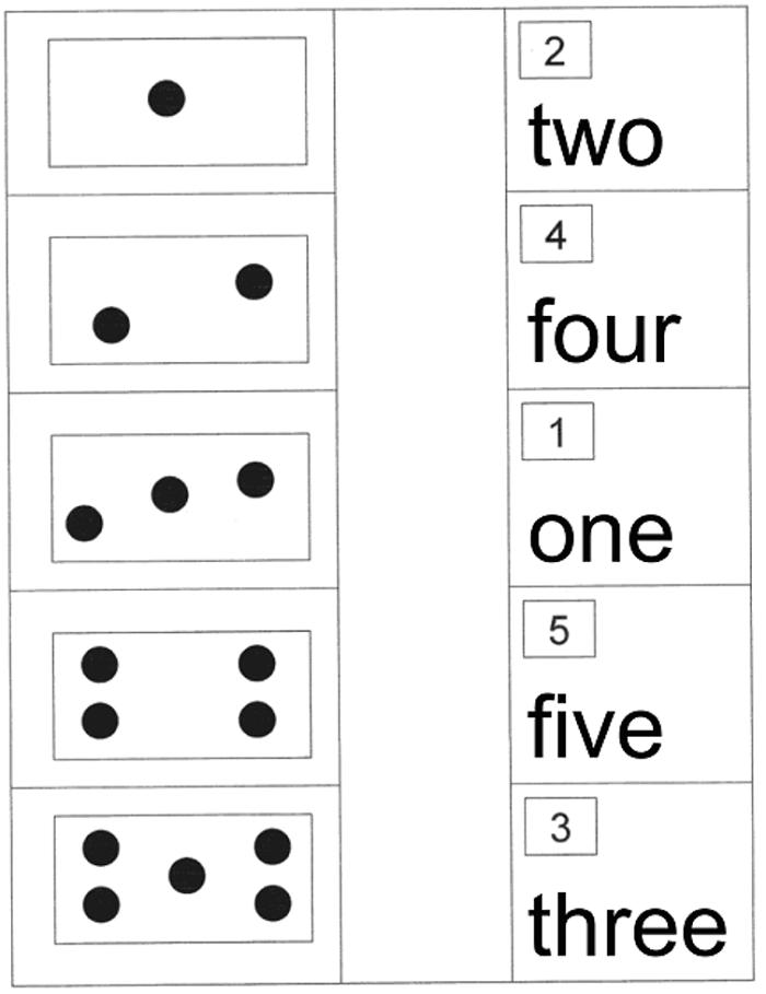 Grade R Worksheets Matching