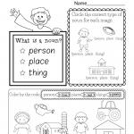 Kindergarten English Worksheets Pdf Comparing
