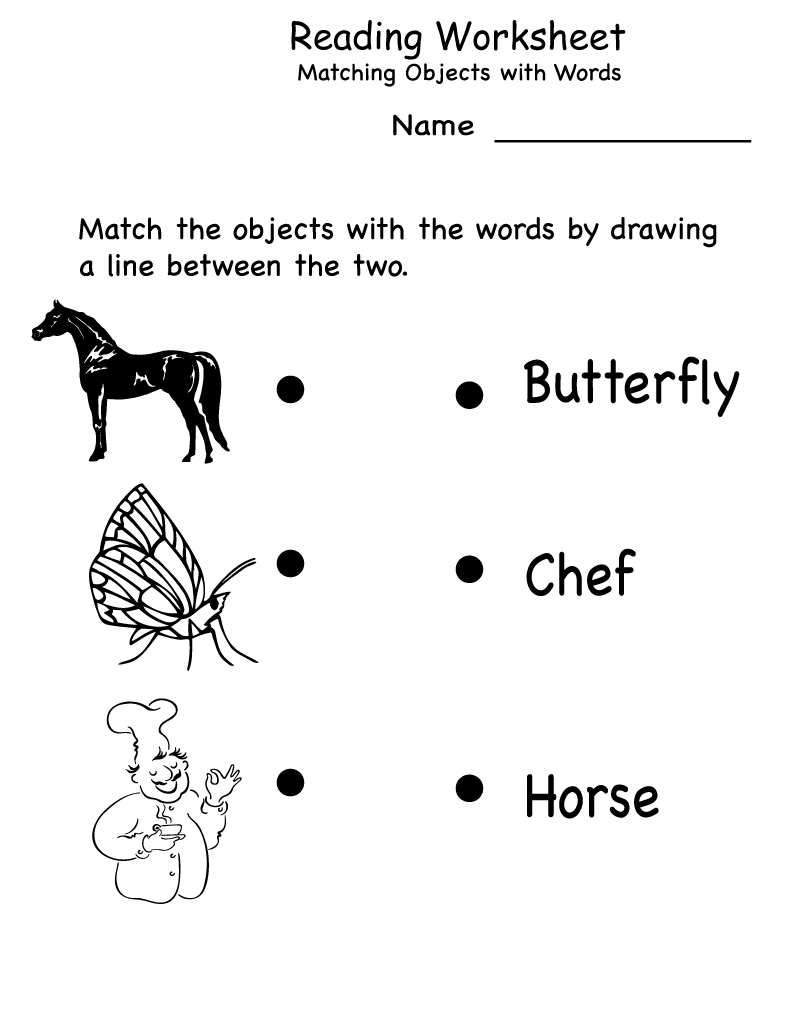 Kindergarten English Worksheets Pdf Grammar