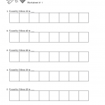 Kindergarten Worksheets Pdf Math