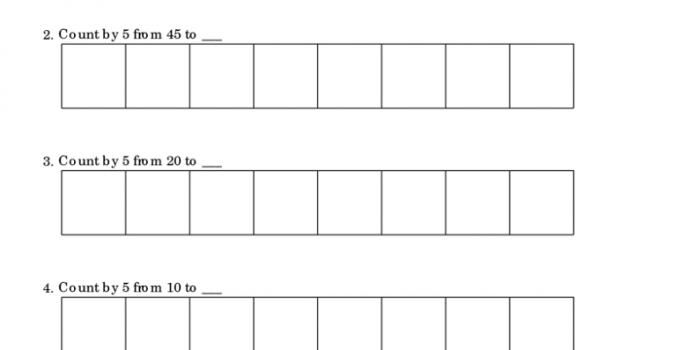 Kindergarten Worksheets Pdf Math