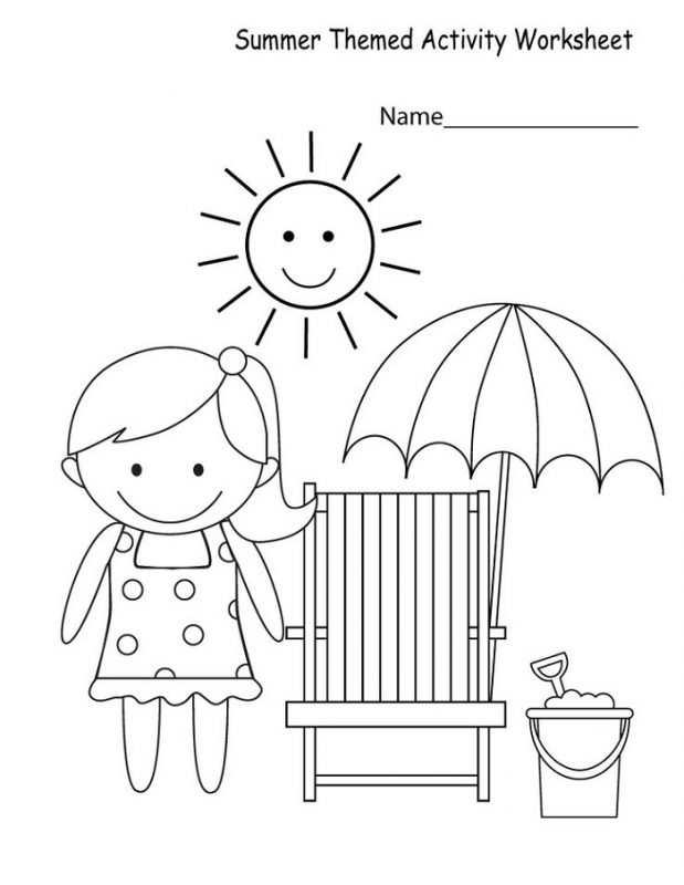 Activity Worksheets for Kids Free