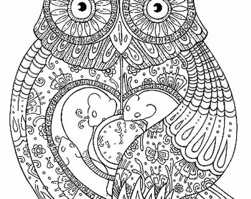 It is an image of Candid Coloring Page For Teens