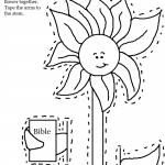 Printable Crafts for Kids Flower