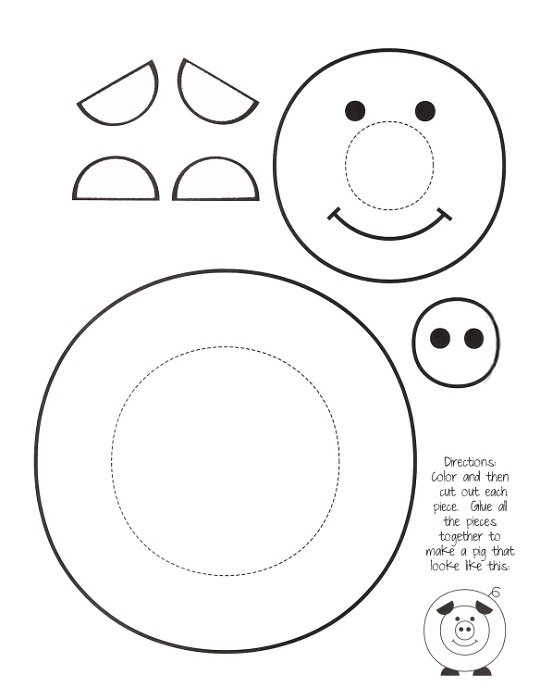 Printable Crafts for Kids Free