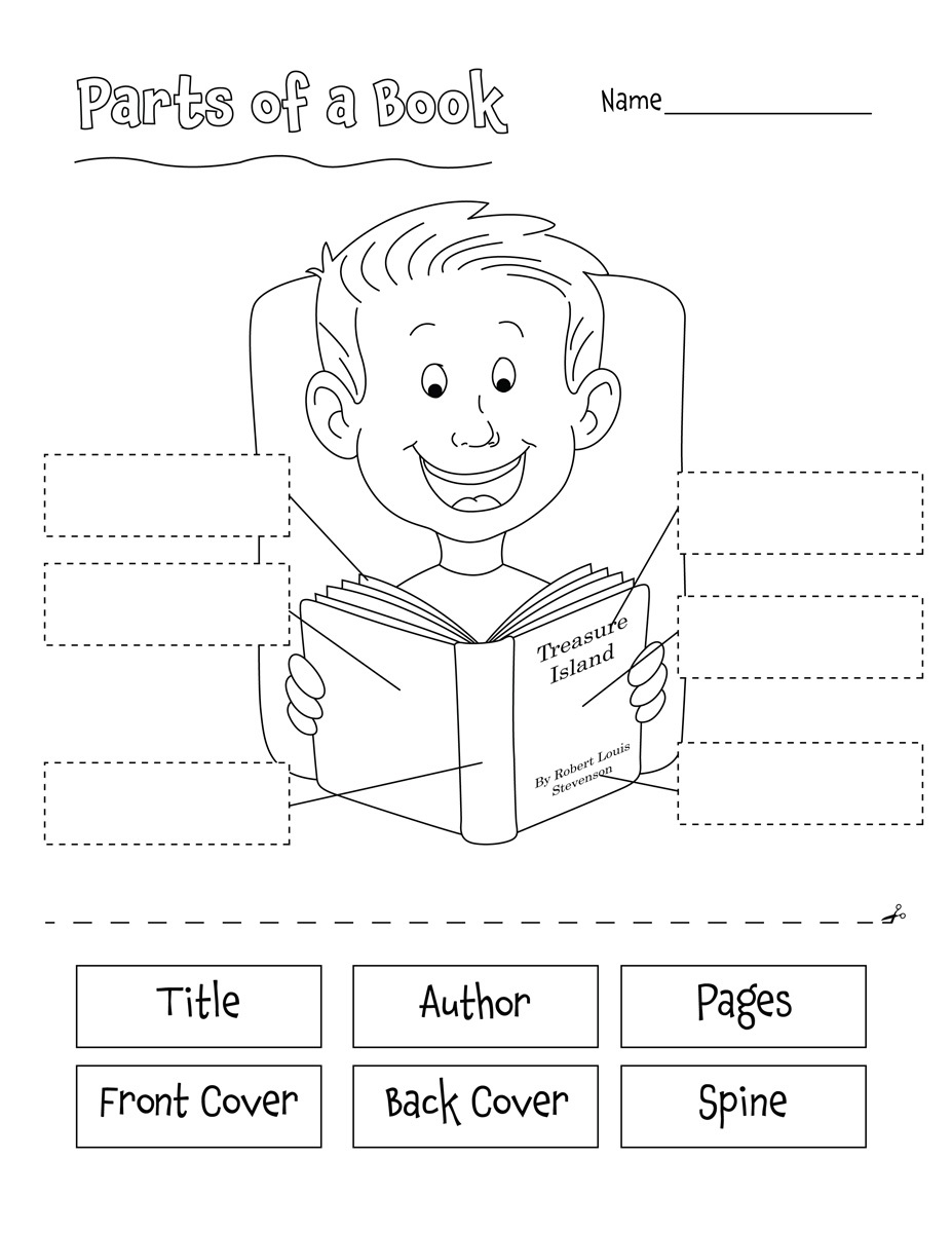 Activity Worksheets Book