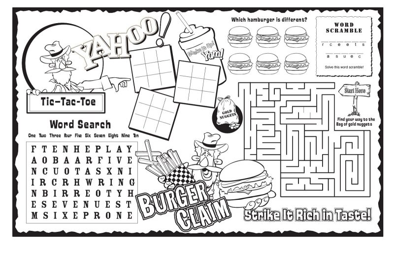 Activity Worksheets Children