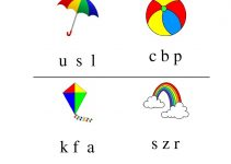 Free Printable Worksheets for Lkg Phonics