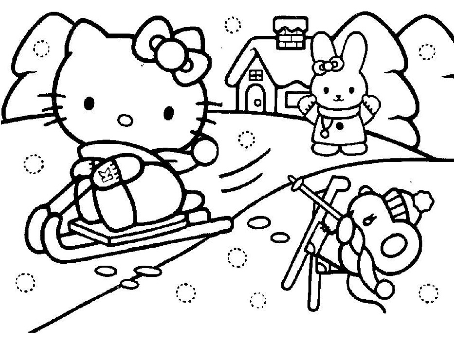 Fun Coloring Pages for Children