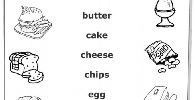 Fun English Worksheets Kids