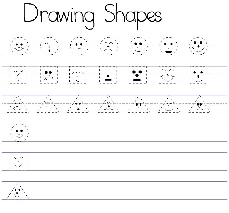 Fun Worksheets for Kindergarten Free